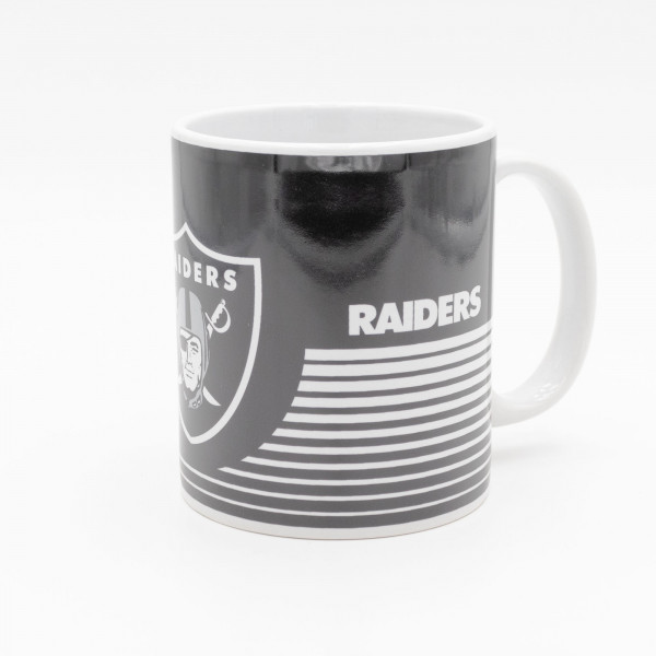 Las Vegas Raiders Linea NFL Becher (330 ml)