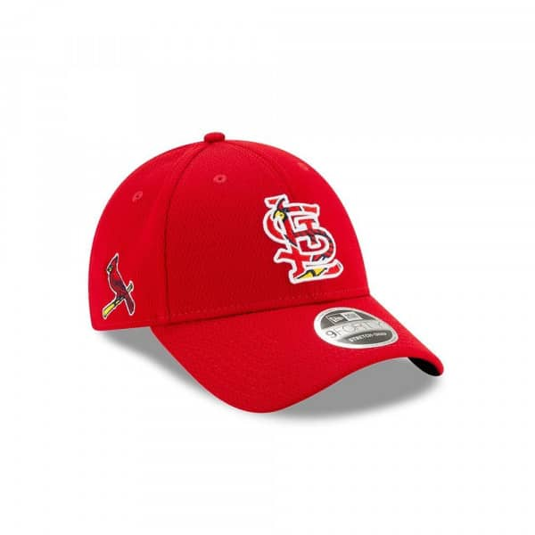 St. Louis Cardinals 2020 Spring Training Stretch-Snap 9FORTY MLB Cap
