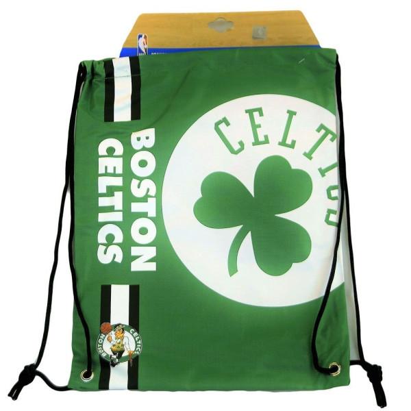 Boston Celtics Cropped Logo NBA Turnbeutel