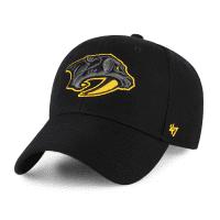 Nashville Predators '47 MVP Snapback NHL Cap Schwarz