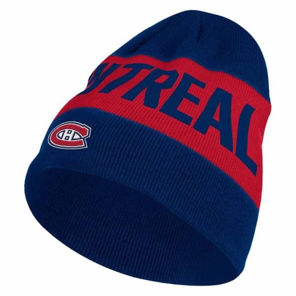 Montreal Canadiens 2019/20 Coach Beanie NHL Wintermütze