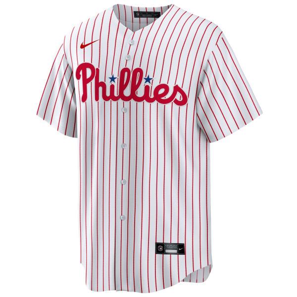 Philadelphia Phillies 2020 Nike MLB Replica Home Trikot Pinstripe