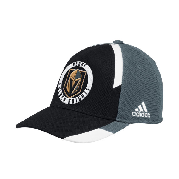 adidas Vegas Golden Knights Echo Flex Fit NHL Cap  2a47f9482