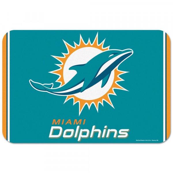 Miami Dolphins Teamlogo American Football NFL Fußmatte
