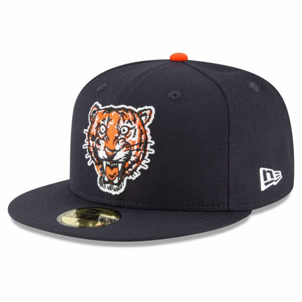 Detroit Tigers 1957 Cooperstown 59FIFTY Fitted MLB Cap