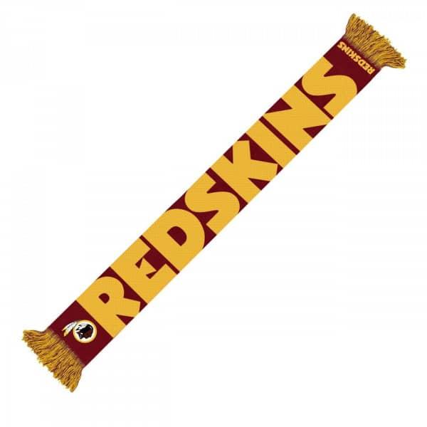 Washington Redskins Wordmark NFL Schal