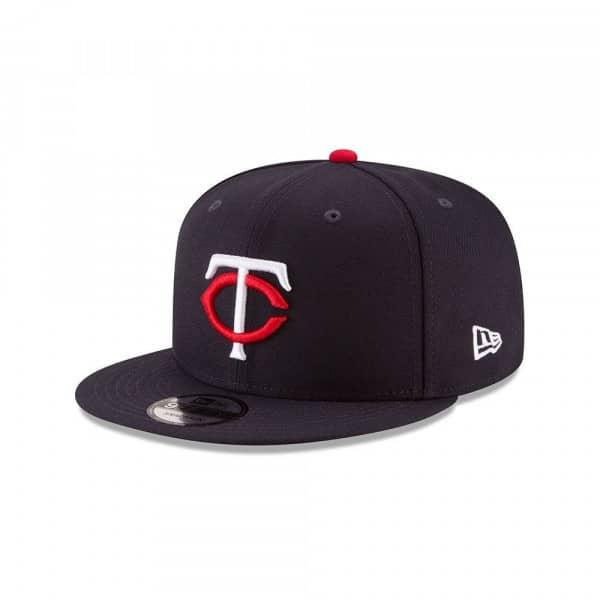 Minnesota Twins Basic Logo MLB Snapback Cap