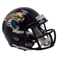 Jacksonville Jaguars NFL Speed Mini Helm