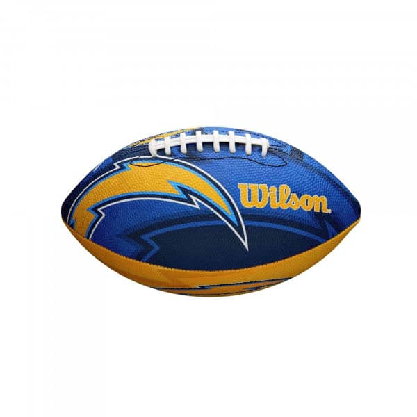 huge selection of 7d81c e19f4 Los Angeles Chargers Team Logo Junior NFL Football