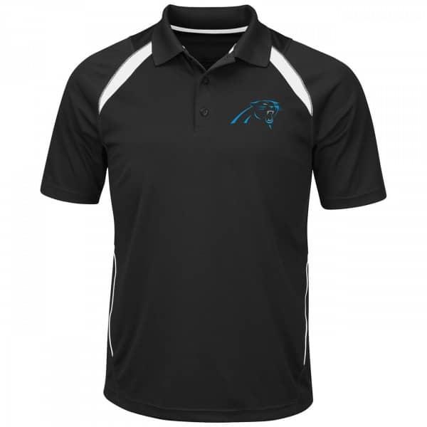 Carolina Panthers Winners Never Sleep NFL Poloshirt