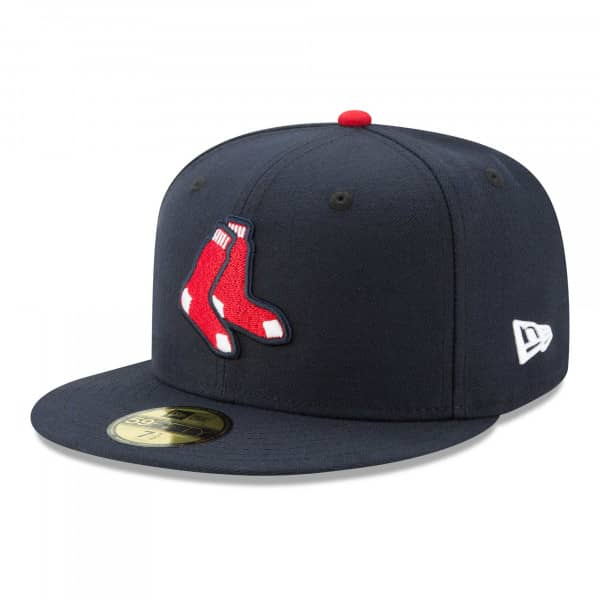 Boston Red Sox Authentic 59FIFTY Fitted MLB Cap Alternate