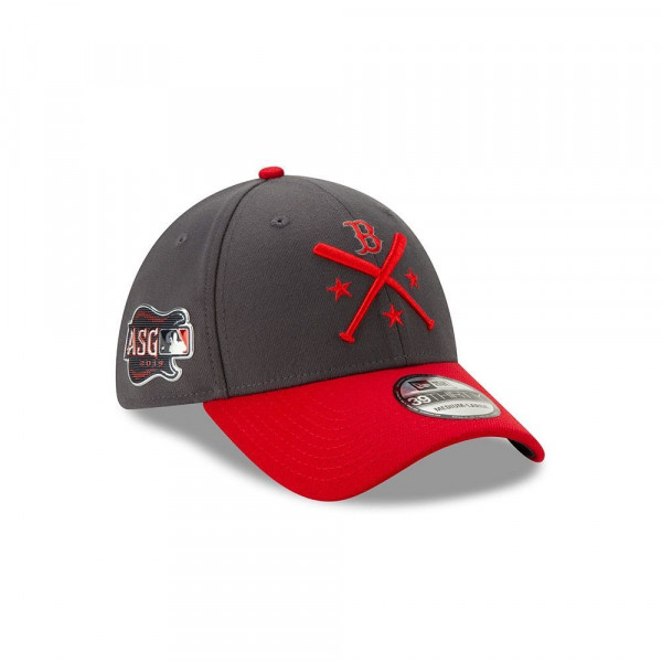 Boston Red Sox 2019 MLB All Star Workout 39THIRTY Flex Fit Cap