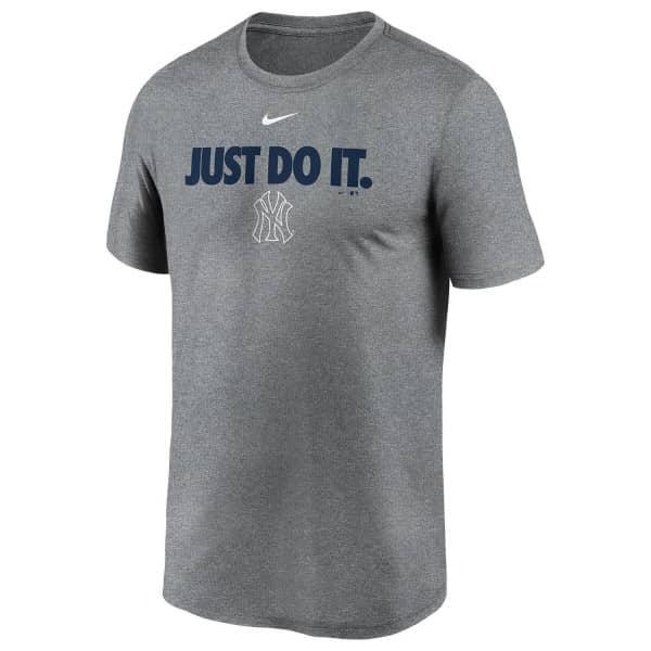 New York Yankees Just Do It Nike Legend MLB T-Shirt
