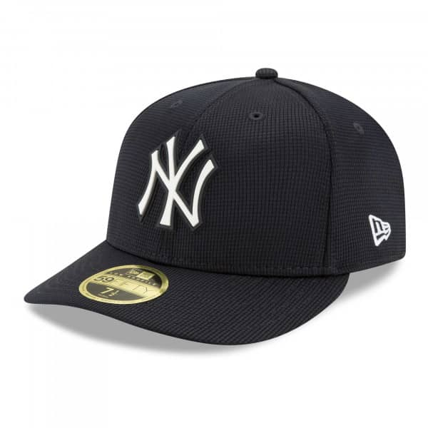 New York Yankees 2021 MLB Authentic Clubhouse New Era Low Profile 59FIFTY Cap