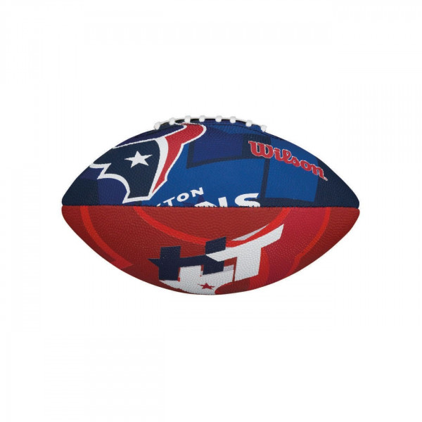 Houston Texans Team Logo Junior NFL Football