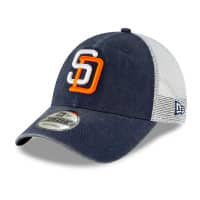 San Diego Padres 1991 Cooperstown 9FORTY Trucker MLB Cap