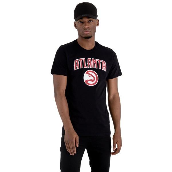 Atlanta Hawks Team Logo NBA T-Shirt