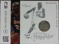 2012/13 Panini Signatures Basketball Hobby Box NBA