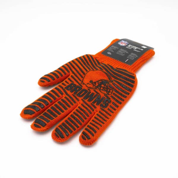 Cleveland Browns NFL Barbecue Grillhandschuh