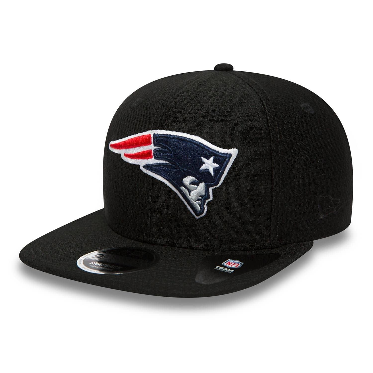 size 40 f74ad a59e4 New Era New England Patriots Dry Era Tech NFL Snapback Cap   TAASS.com Fan  Shop