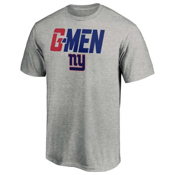 New York Giants G-MEN NFL T-Shirt