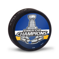 St. Louis Blues 2019 Stanley Cup Champions NHL Puck