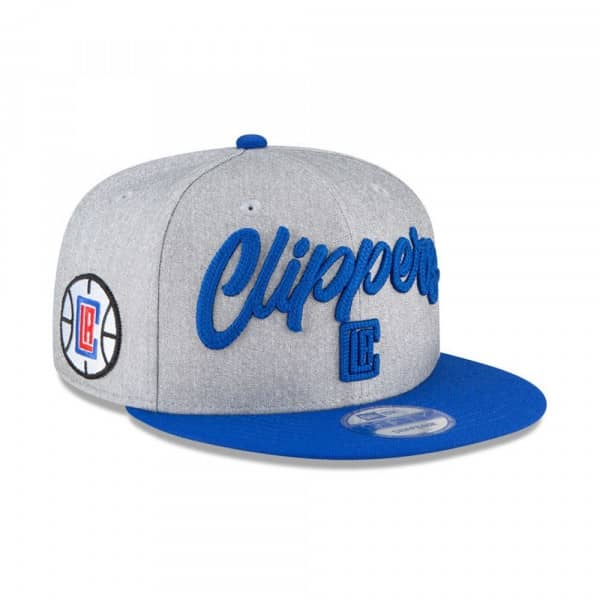 Los Angeles Clippers Authentic On-Stage 2020 NBA Draft New Era 9FIFTY Snapback Cap