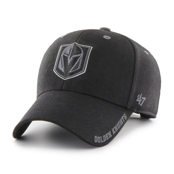 Vegas Golden Knights Graphite Defrost MVP Adjustable NHL Cap