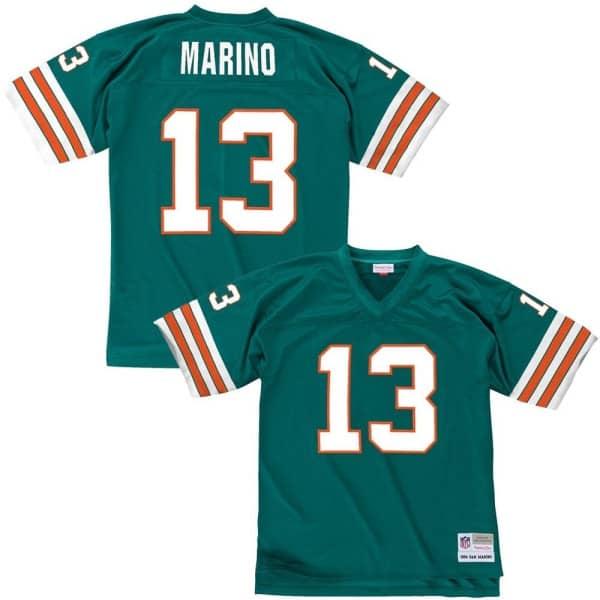 Dan Marino #13 Miami Dolphins Legacy Throwback NFL Trikot