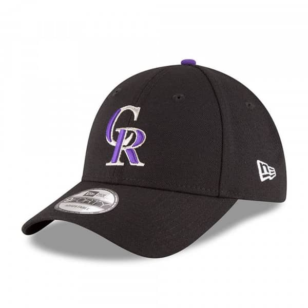Colorado Rockies Pinch Hitter Adjustable MLB Cap Home