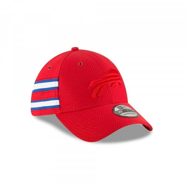 Buffalo Bills 2018 Color Rush 39THIRTY NFL Flex Cap