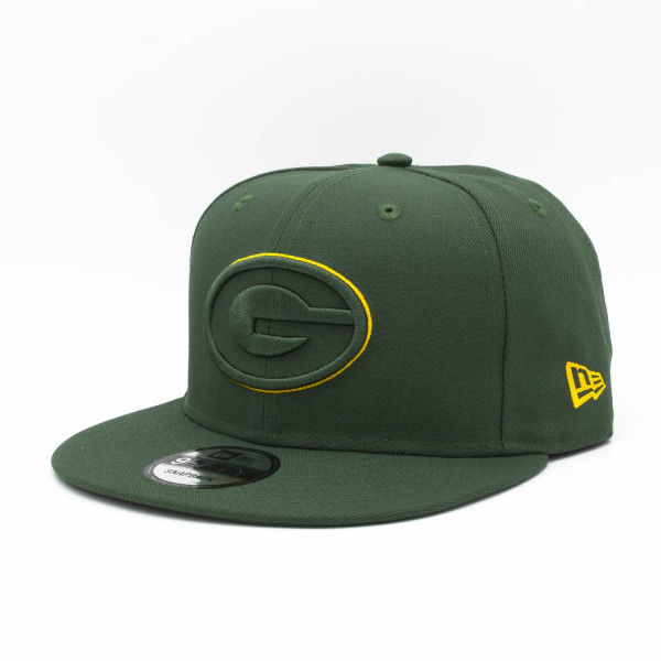 Green Bay Packers Logo Elements 9FIFTY Snapback NFL Cap