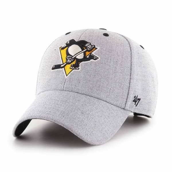 Pittsburgh Penguins Storm Cloud MVP Adjustable NHL Cap