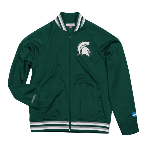 Michigan State Spartans Top Prospect NCAA Track Jacket