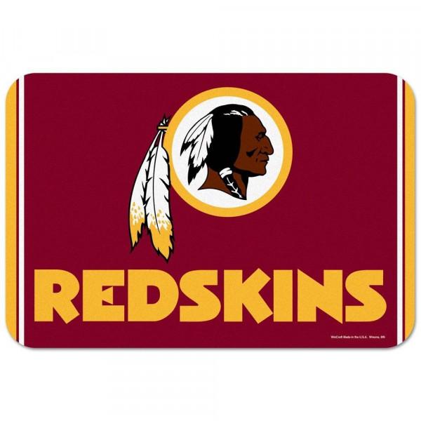 Washington Redskins Teamlogo American Football NFL Fußmatte