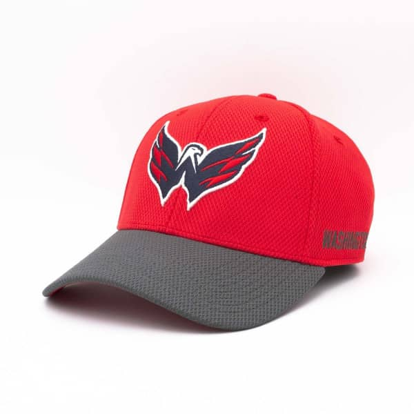 Washington Capitals 2019/20 NHL Coach Flex Fit NHL Cap