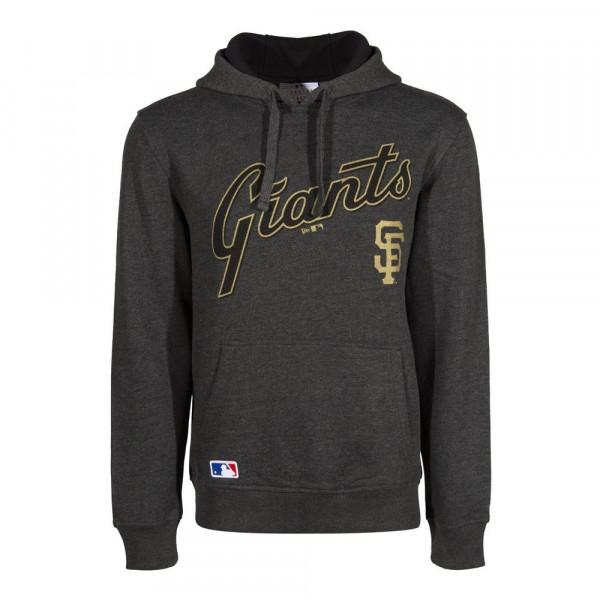 San Francisco Giants Alternate PO MLB Hoodie Sweatshirt Dunkelgrau
