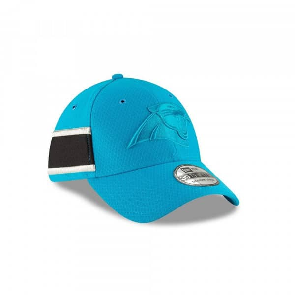 b847600c0 New Era Carolina Panthers 2018 Color Rush 39THIRTY NFL Flex Cap ...
