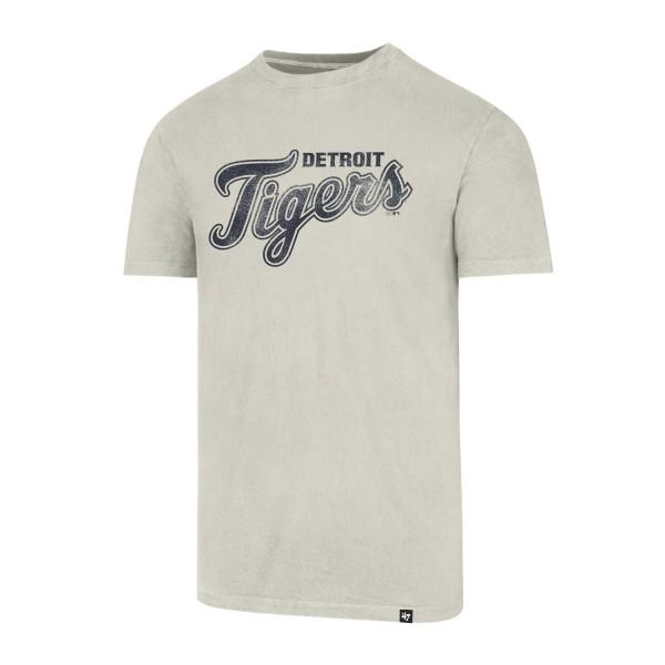 Detroit Tigers Inkblock '47 Brand Flatiron MLB T-Shirt