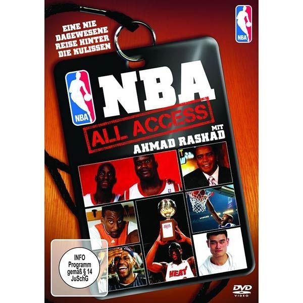 All Access mit Ahmad Rashad NBA DVD