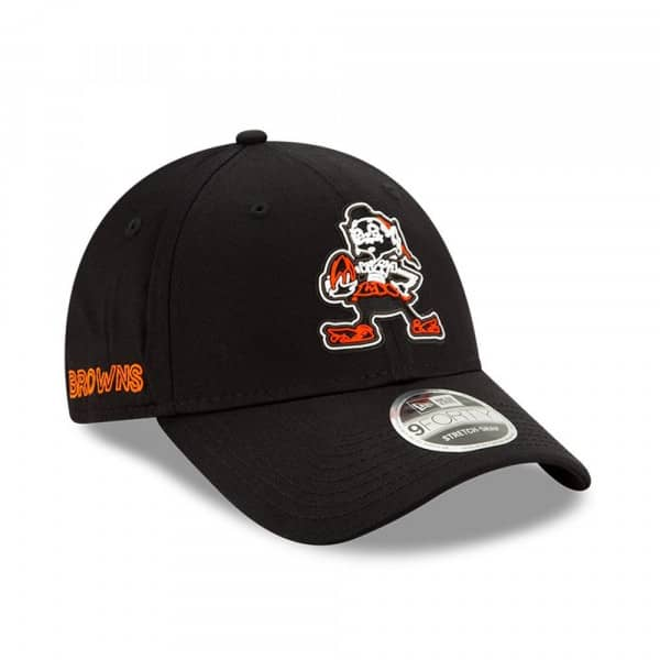 Cleveland Browns Official 2020 NFL Draft New Era Stretch-Snap 9FORTY Cap