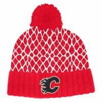 Calgary Flames 2019/20 Goal Net NHL Pudelmütze