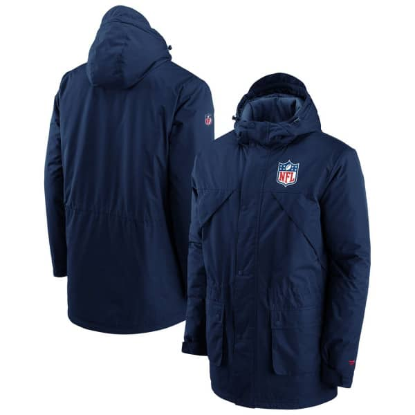 NFL Shield Fanatics Iconic BTB Heavyweight NFL Winterjacke