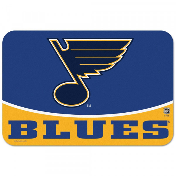St. Louis Blues Eishockey NHL Fußmatte