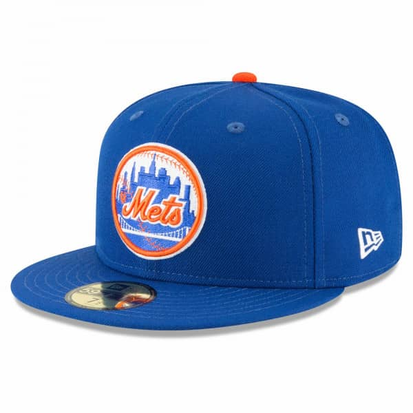 New York Mets 1962 Cooperstown 59FIFTY Fitted MLB Cap