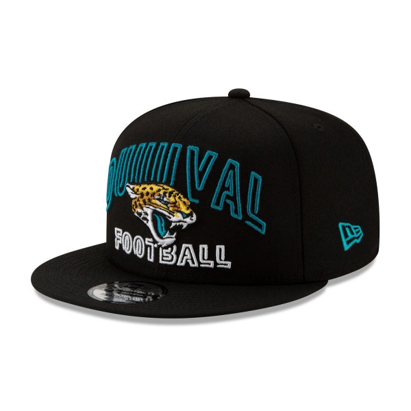 Jacksonville Jaguars 2020 NFL Draft New Era 9FIFTY Snapback Cap Alternate
