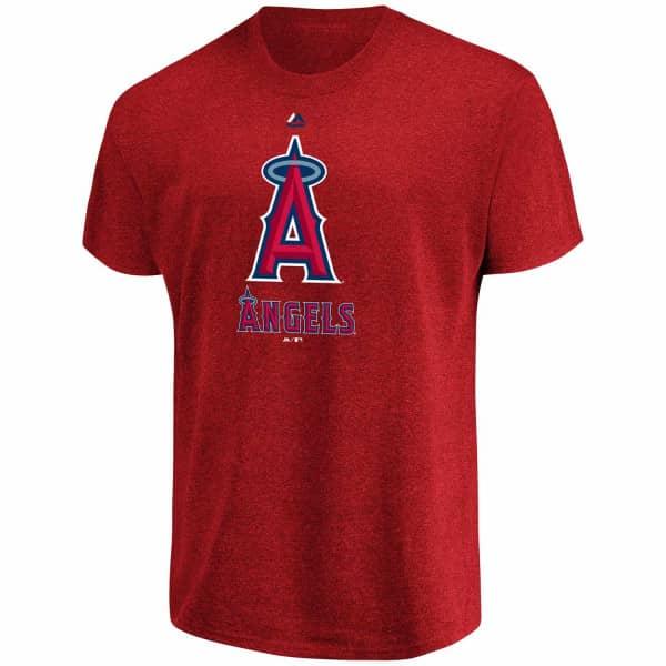 Los Angeles Angels Fundamentals MLB T-Shirt