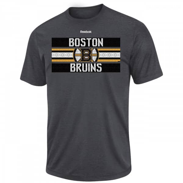 Boston Bruins Name in Lights NHL T-Shirt