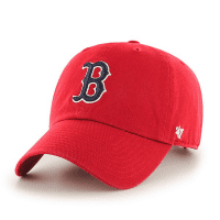 Boston Red Sox Clean Up Adjustable MLB Cap Road