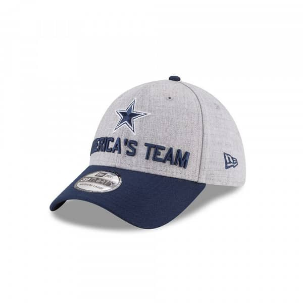 755359a4d57ce New Era Dallas Cowboys 2018 NFL Draft 39THIRTY Flex Fit Cap